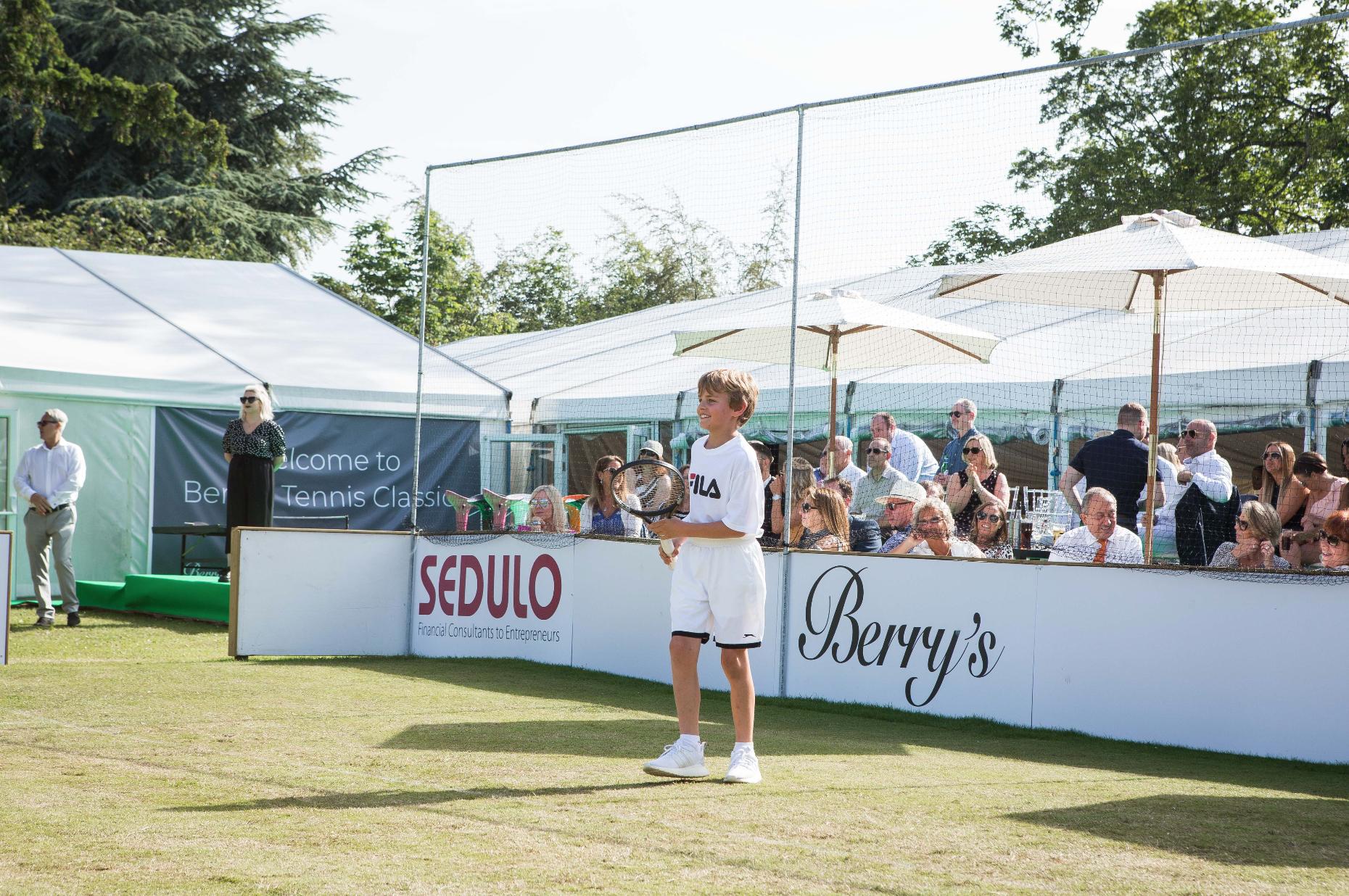 Berry's Tennis